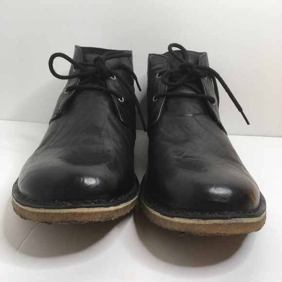 UGG Other - Ugg Australia Ankle Boots Men Size 14 Black